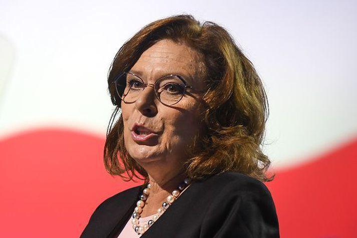 Malgorzata Kidawa-Blonska.