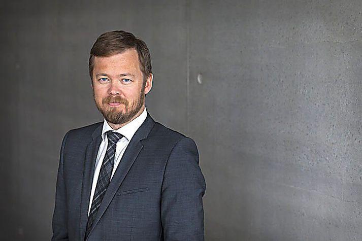 Jón Þór Sturluson, aðstoðarforstjóri Fjármálaeftirlitsins