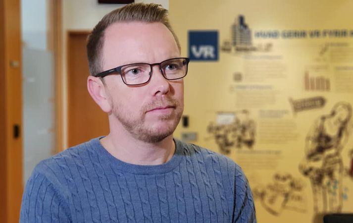 Ragnar Þór Ingólfsson.