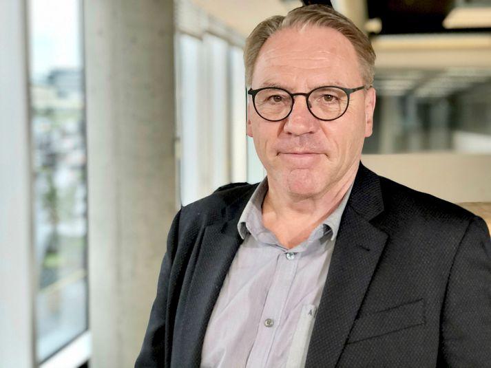 Karl G. Kristinsson, yfirlæknir Sýkla- og veirufræðideildar Landspítalans.