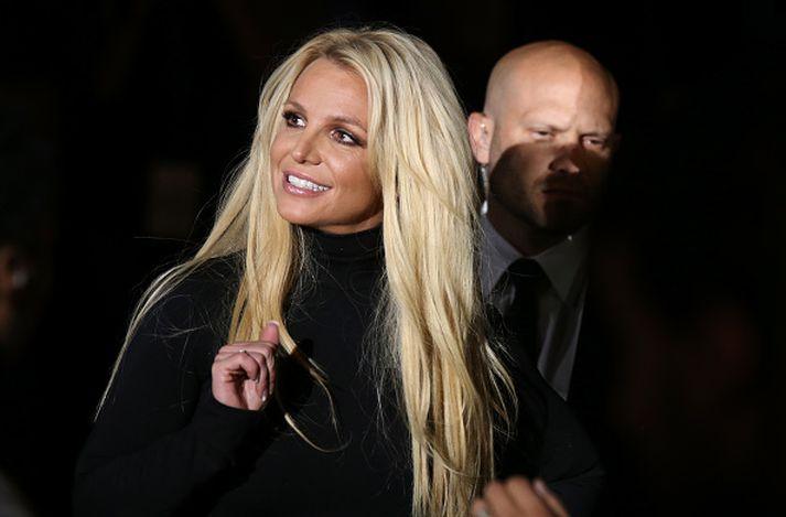 Sýning Britney Spears í Las Vegas hefur notið mikilla vinsælda.
