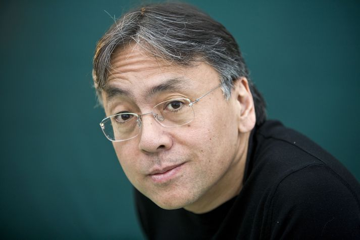 Kazuo Ishiguro.