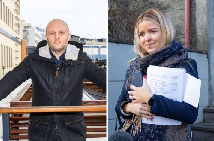 Andri Heiðar Kristinsson, framkvæmdastjóri Stafræns Íslands og Áslaug Arna Sigurbjörnsdóttir dómsmálaráðherra munu meðal annars halda tölu.