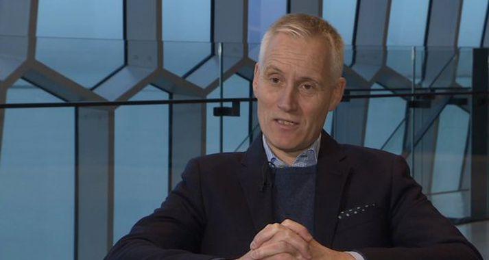 Ólafur Jóhann Ólafsson, fyrrverandi aðstoðarforstjóri Time Warner.