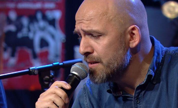 Sverrir Bergmann með sértakar hefðir.