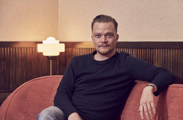 Kjartan Darri Kristjánsson útskrifaðist með BA frá leiklistardeild Listaháskóla Íslands vorið 2015