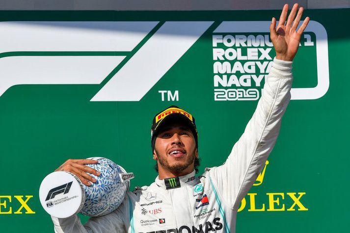 Lewis Hamilton hefur titilvörn sína í Austurríki 5. júlí næstkomandi.