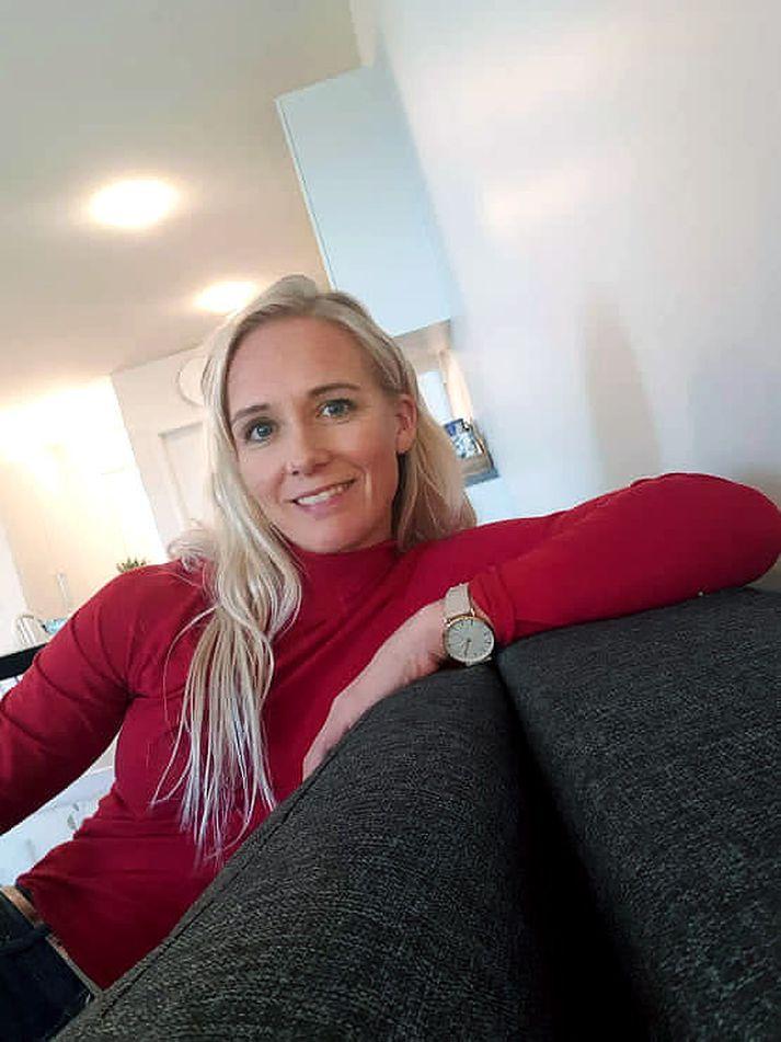 Sara Sturludóttir.