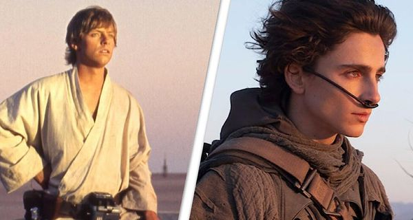 Djöfull stal Star Wars miklu frá Dune!
