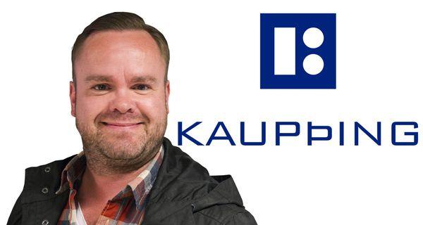 FM95BLÖ - Pétur Jóhann gerir símaat út af Kaupþingsbónusum