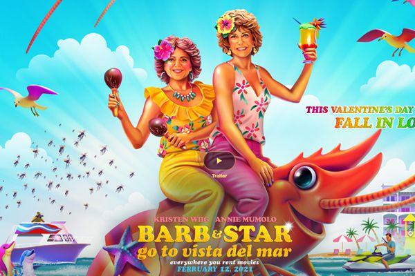 Barb and Star - Á þetta að vera fyndið?