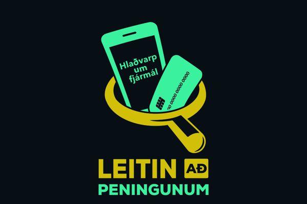Leitin að peningunum - Stefanía Sigurdís Jóhönnudóttir