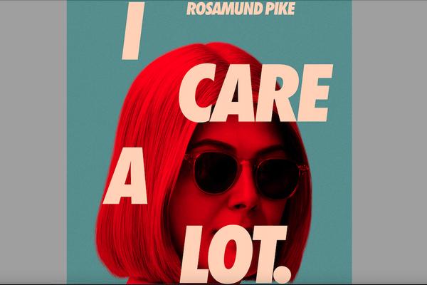 I Care a Lot - Loks skemmtileg mynd í bíó