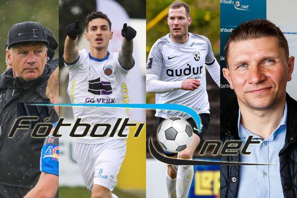 Fotbolti.net - Pepsi Max og Lengjan með Úlfi Blandon
