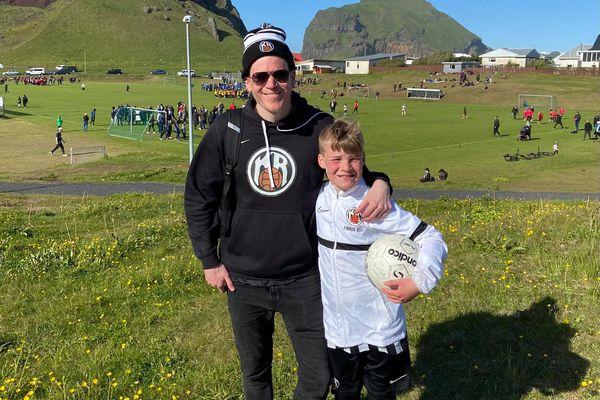 """Reykjavík síðdegis - """"Sófasérfræðingar"""" og """"fótboltagórillur"""" sem betur fer mikill minnihluti á fótboltamótum barna"""