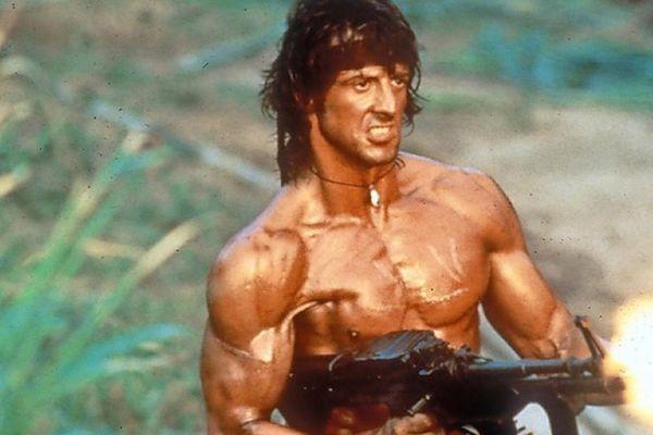 Stallone setur ný viðmið um leyfilega sturlun í Rambo Last Blood