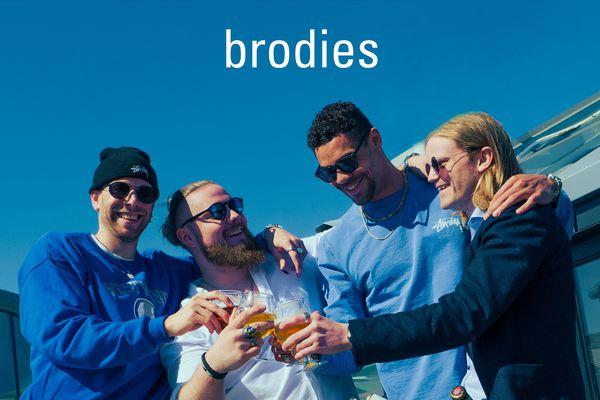 Brodies - 22. maí