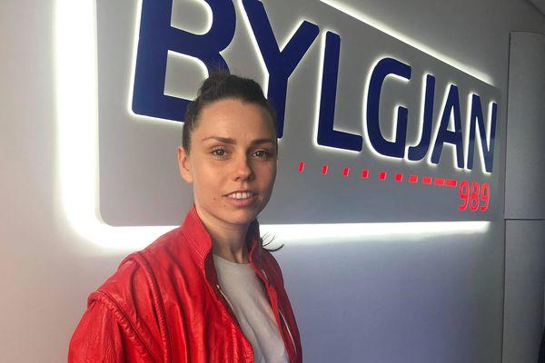 Sigga Lund - Blankiflúr sendir frá sér nýja plötu - Hypnopompic