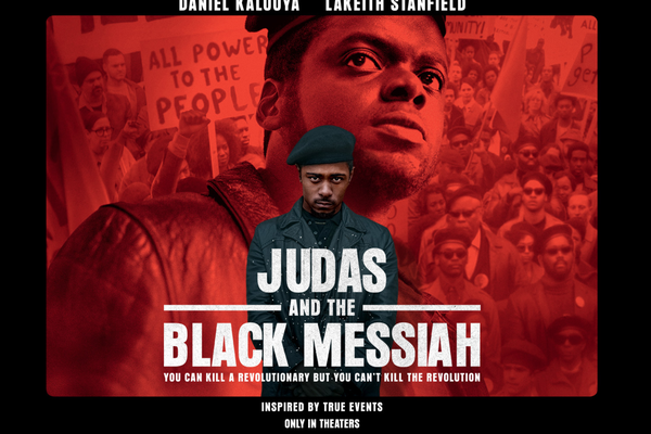 Judas and the Black Messiah - Meiri Óskarsgúrka
