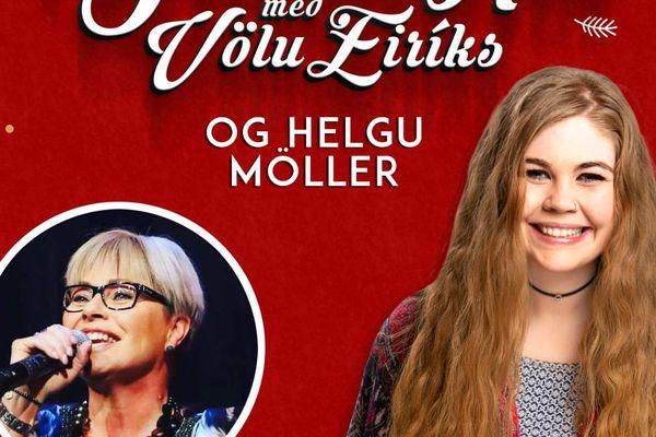 Helga Möller útskýrir handaskjálftann