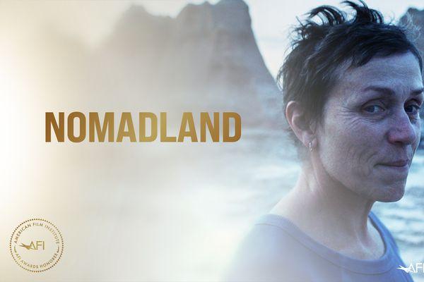 Nomadland - Amerískt volæðisrunk