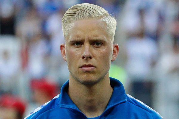 """Hörður Björgvin """"Messi er besti leikmaður sem ég hef spilað við"""""""