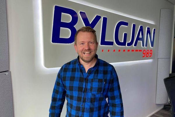 Bakaríið - Sóli Hólm fer yfir góðar Bylgjuminningar í 35 ára afmælisveislu