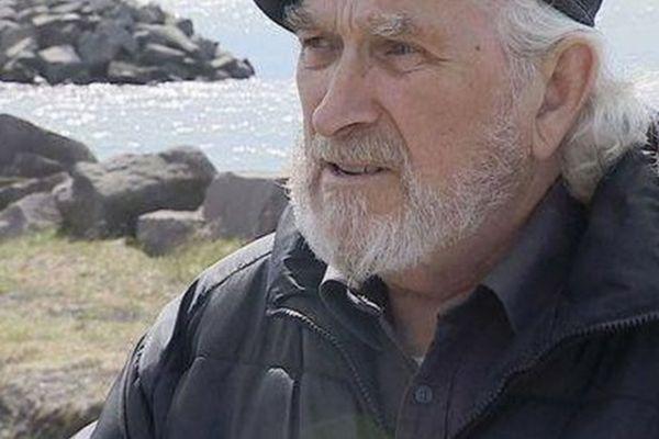Ómar Úlfur - Helgi Ólafson 92. ára er iðnaðarmaður ársins 2020