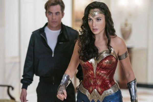 """Chris Pine er konan í Wonder Woman 1984"""