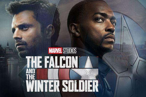 Falcon and the Winter Soldier - Brósar á bömmer