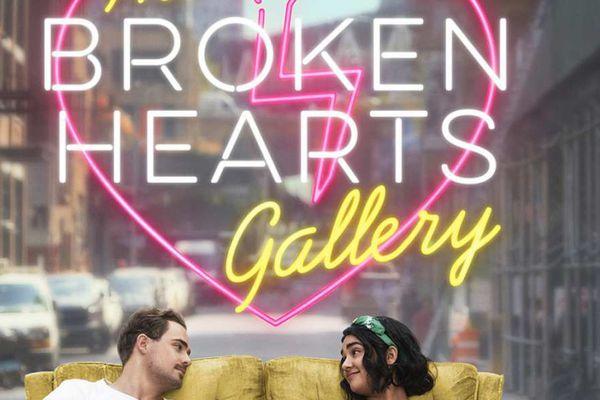 The Broken Hearts Gallery: Blautur draumur lúðastelpu
