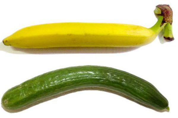 Magasín: Banani eða Gúrka? - EKKI FYRIR VIÐKVÆMA