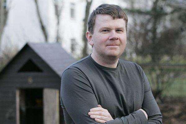 Viðtal við Hörð Magnússon