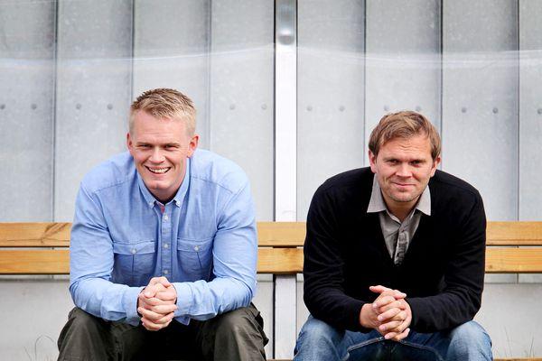 Boltinn: Gummi Ben og Hjörvar Hafliða spáðu í spilin fyrir risahelgi í enska boltanum.