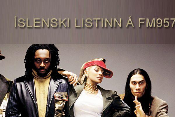 Íslenski Listinn 15. Janúar 2011 - 1. Hluti