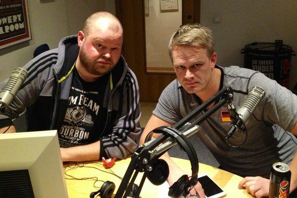 """Boltinn: Henry og Hjörvar: """"Fast skotið hjá formanni Fram"""""""