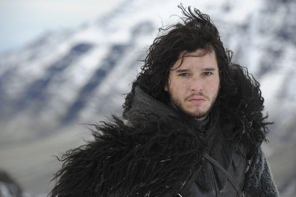 Gunnarsbörn: Kit Harrington sem leikur Jon Snow í Game of Thrones heldur framhjá kærustunni á Íslandi