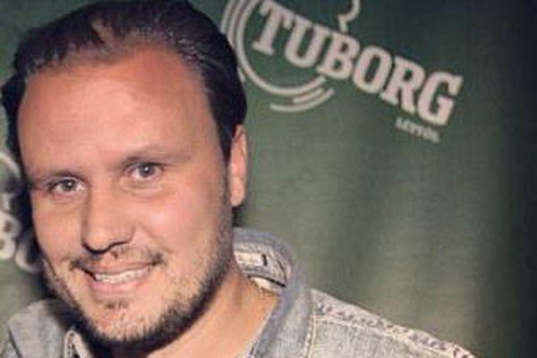 Gunnarsbörn: Jón Gunnar Greidal er staddur á Wireless festival.