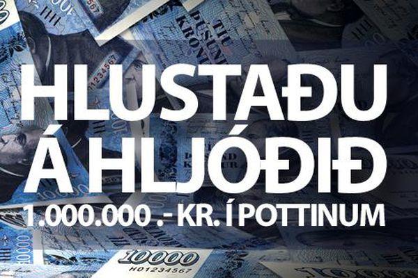 Vann 250.000 krónur í beinni útsendingu og snappaði!
