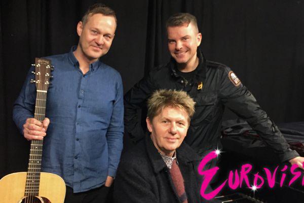 Eurovísir - Páll Óskar og Jakob Frímann