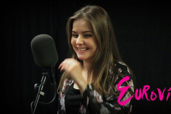 Eurovísir - María Ólafs syngur Euphoria