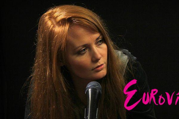 Eurovísir - Ágústa Eva syngur framlag Albaníu