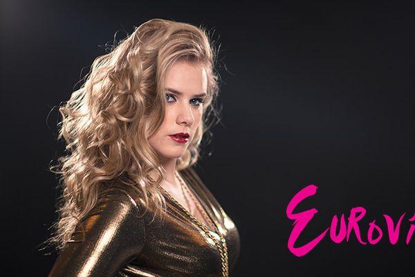 Eurovísir - Jóhanna Guðrún syngur Love Shine a Light