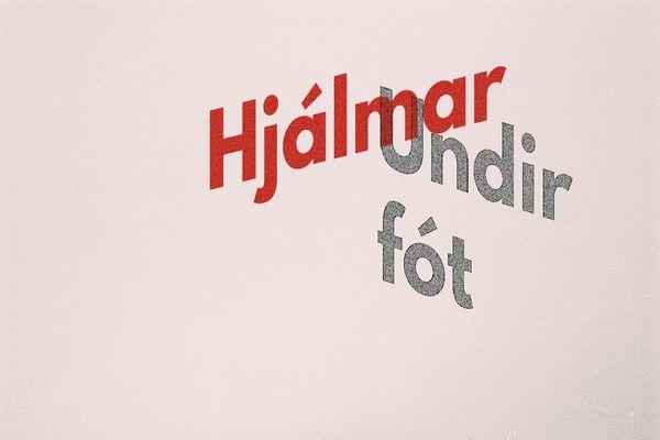 Hjálmar - Undir fót