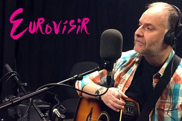 Eurovísir - Eyfi syngur Ég lifi í draumi