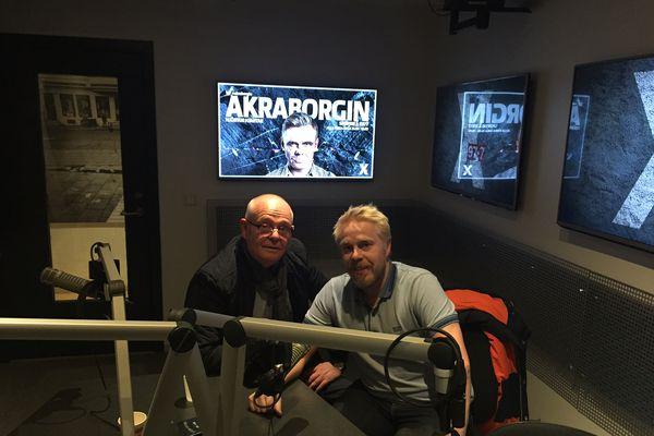 """Akraborgin- Gaupi: """"Heimir Óli er þjakaður af leti"""""""
