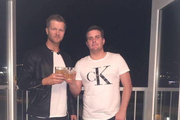 Brennslan: Gillz fer yfir deilurnar milli Rikka G og menntskælinga á Akureyri