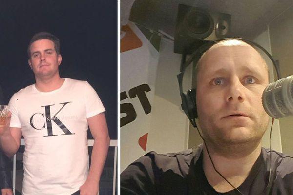 Brennslan: Rikki G ryðst inn í einlægt viðtal við Sveppa um spretthlaupið