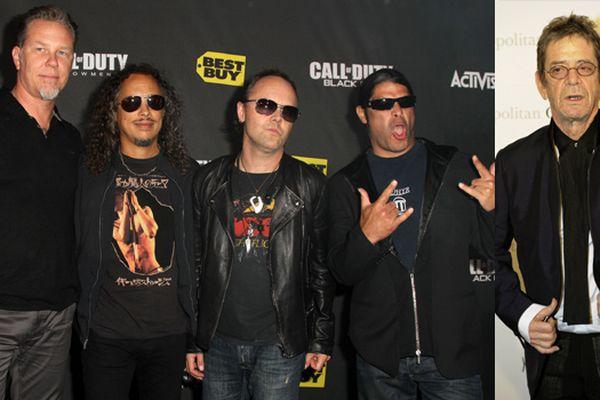 Metallica og Lou Reed valda viðbjóði hlustenda