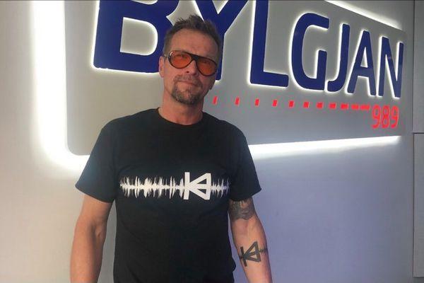 Sigga Lund - Oft kallaður David Bowie Keflavíkur